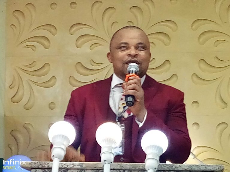 Pastor's are the light of the world- Pastor Afam ILoanya