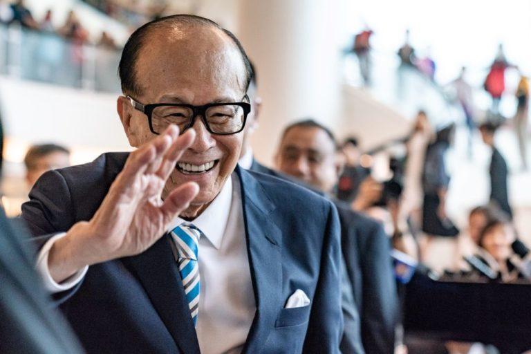 Hong Kong's Richest Billionaire Tycoon Gives $13 Million to Battle Virus