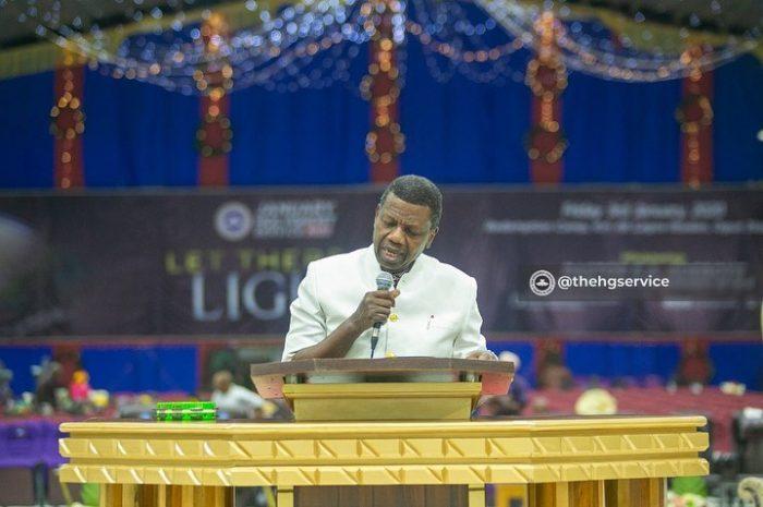 God won't take you higher if you are lazy – Adeboye tells Nigerians