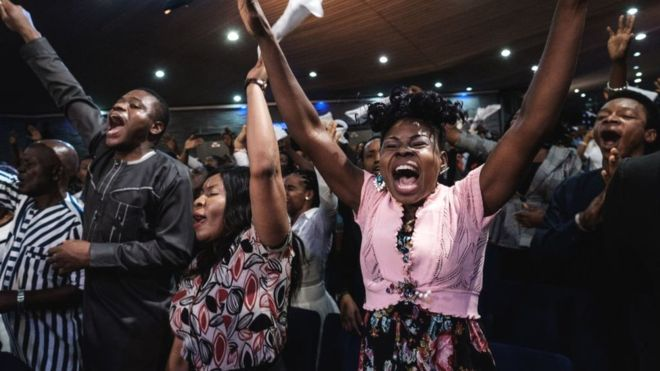 Coronavirus: Nigeria's mega prosperity preachers mute as churches becomes empty auditoriums