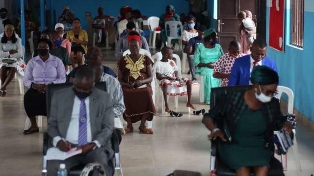 Show your love for God by your actions, cleric charges faithful