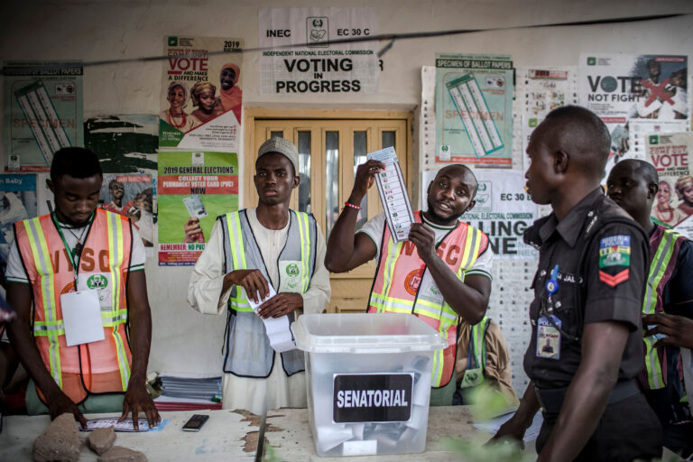 INEC Cancels Ekiti By-election Over Violence