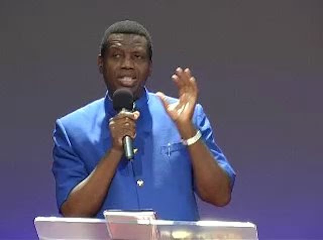Check your salvation if you are still afraid of death at 70–Adeboye