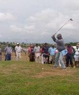 NAF inuagurate golf club in Kaduna Inuaguration