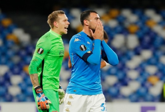 Alkmaar stun Napoli in spite of missing 13 players due to COVID-19
