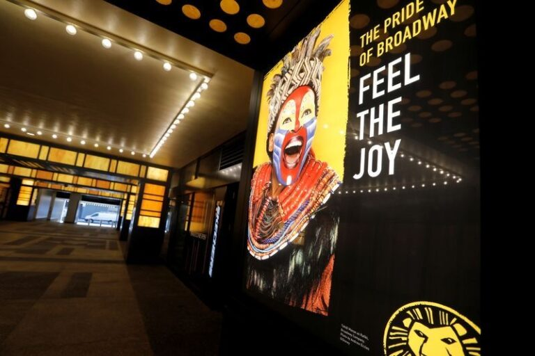 Broadway theatres sound alarm as closure extended through May 2021