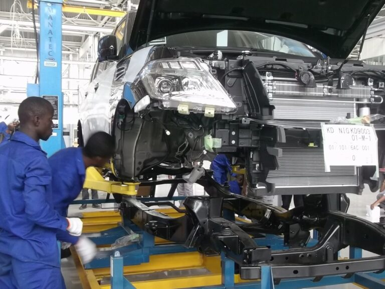 Sanwo-Olu seals deal to establish vehicle assembly plant in Lagos state