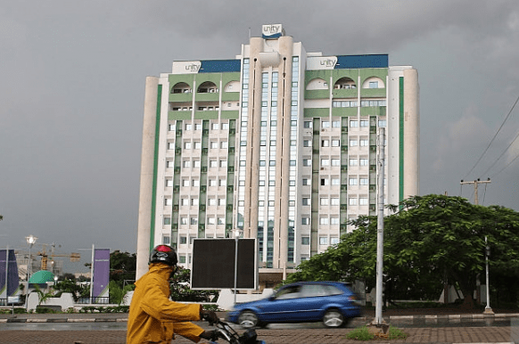Unity Bank posts N33.9b gross earnings in 9 months