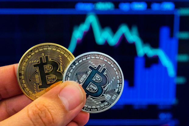 Bitcoin tumbles after weekend rally sees crypto top $61K