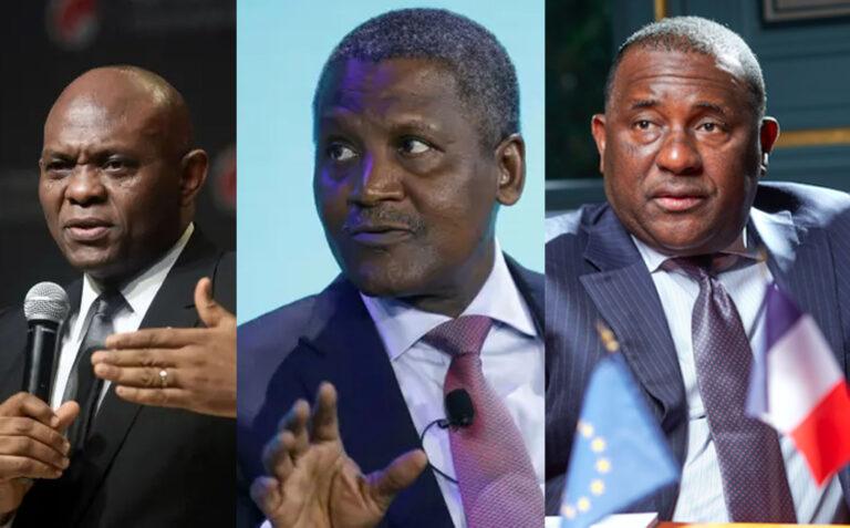Nigeria's richest home grown entrepreneurs bullishly plough money back into Africa's biggest economy