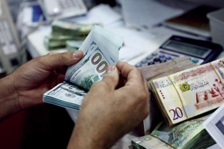 Libya changes local currency exchange rate