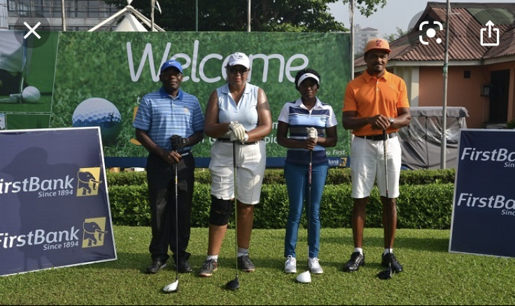 The 59th FirstBank Lagos Amateur golf championship tees-off