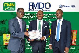 Flour Mills of Nigeria PLC Joins Other Corporates to Float Bond on FMDQ Exchange Platform in 2021