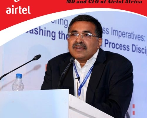 Airtel Africa not interested in Ethiopian licence, says CEO