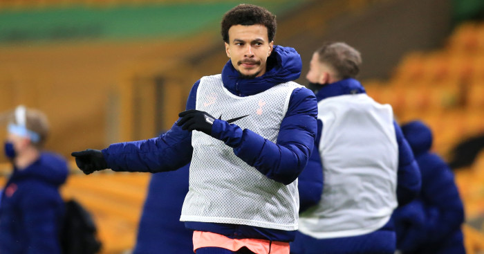 Report: Tottenham wants €50m purchase clause in a Dele to PSG loan