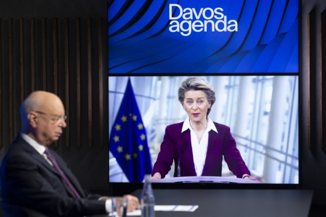 DAVOS 2021: EU president unveils plans to spot and tackle future pandemics