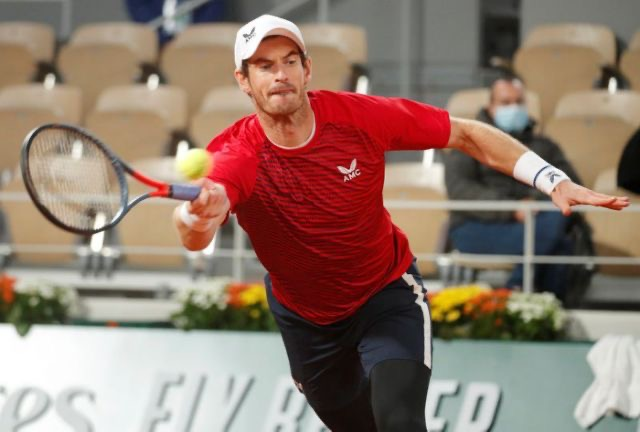 Murray enters Italian challenger event after Australian Open withdrawal