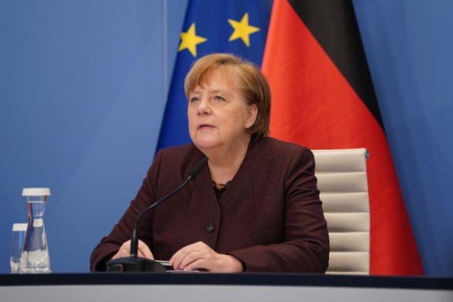 DAVOS 2021: Merkel criticises China's COVID 'transparency'