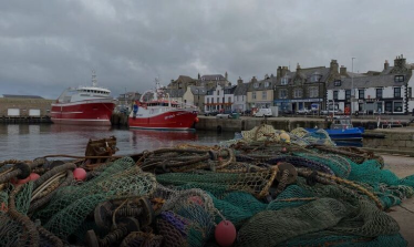 Scottish fishermen halt exports due to Brexit red tape