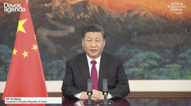 DAVOS 2021: China's Xi Jinping fires warning shot about 'cold wars, hot wars, tech wars, trade wars'