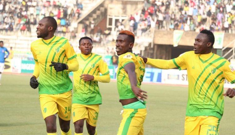 NPFL Match Day 7: Plateau United beat Nasarawa United 1-0