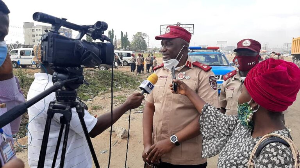 FRSC in Lagos, Ogun jointly impound 40 vehicles because occupants violated COVID-19 safety protocols