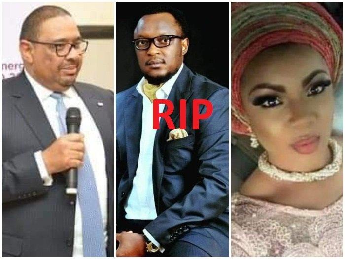 FCMB Paternity Scandal: What really happened between Adam Nuru, Tunde Thomas and Mrs Moyo Thomas