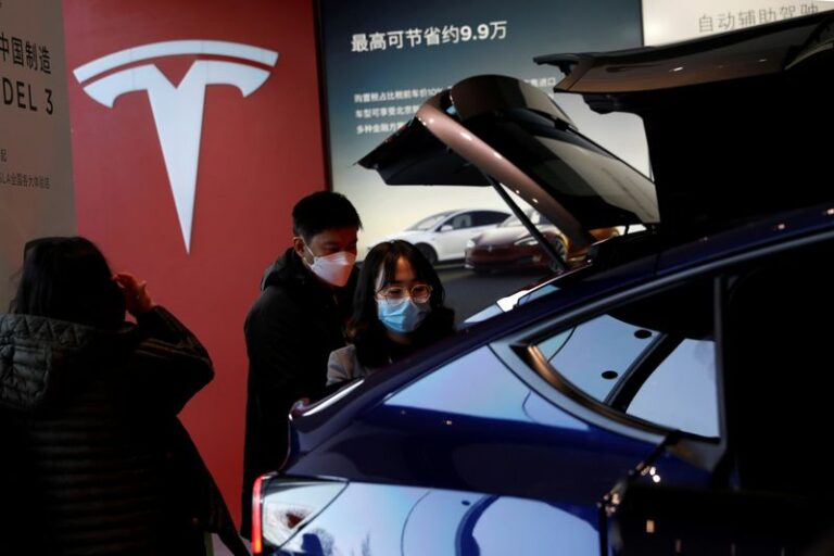Tesla hunts for design chief to create cars for China – sources