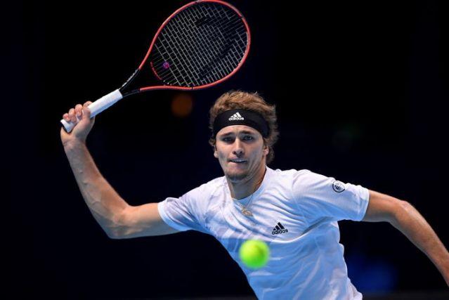 Zverev splits with Federer's management firm