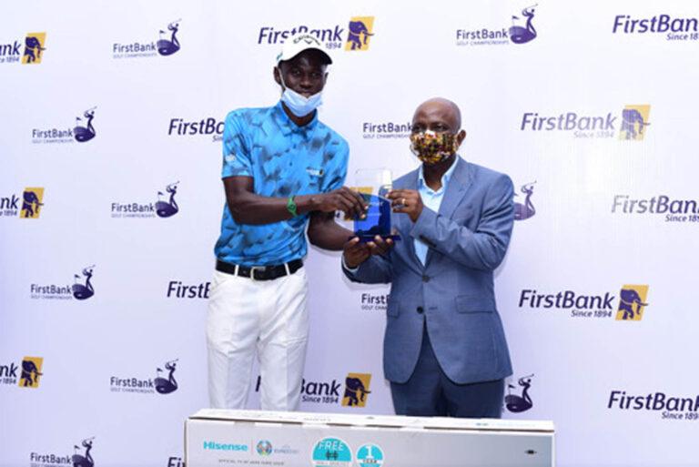 Ajayi wins 59th FirstBank Lagos open golf championship