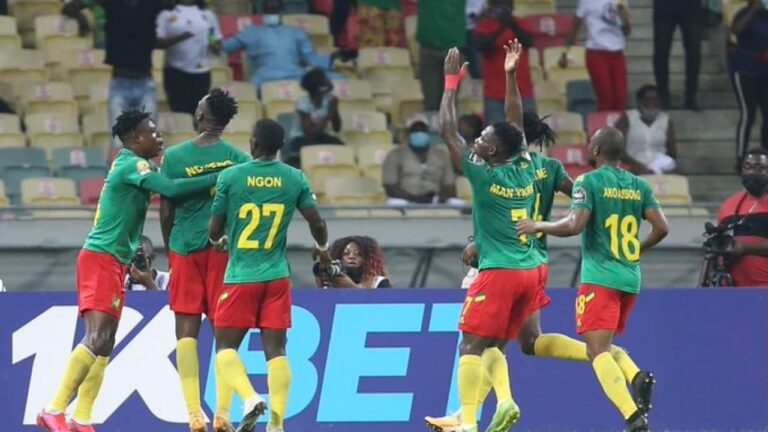 2021 CHAN: It's hosts Cameroon vs holders Morocco, Mali vs Guinea for places in the final