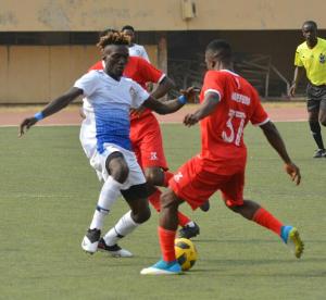NPFL Matchday 8: Kwara Utd rally late to beat visiting Lobi Stars