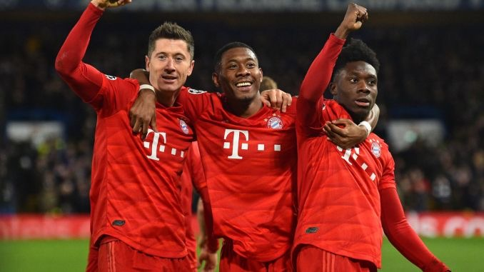 Bayern one step away from sixth title in one year