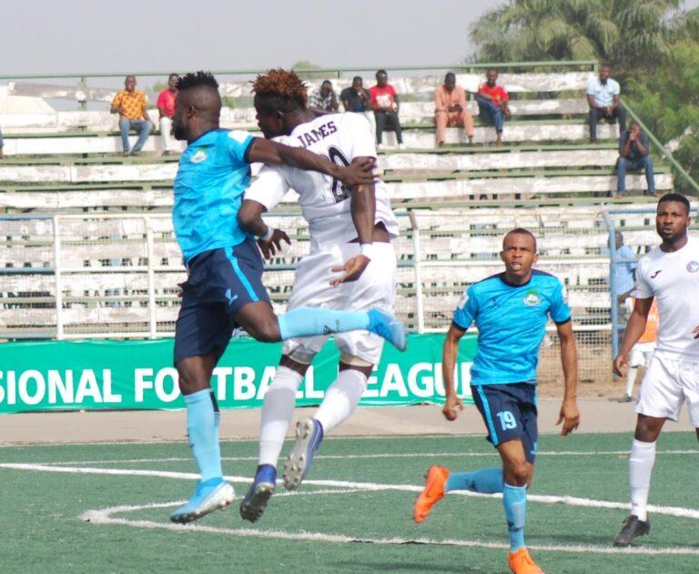 NPFL: 2-0 defeat of Nasarawa United FC, a hard earned victory — Stanley Eguma