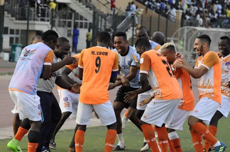 NPFL: Akwa United ready for more victories, team captain assures