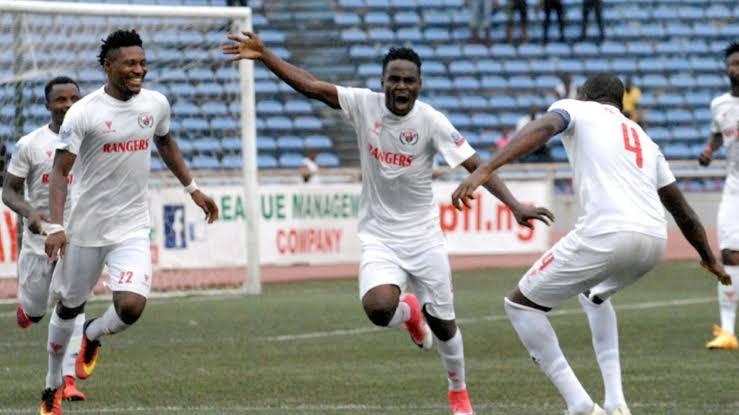 Rangers International FC thrash Dakkada FC 3-0 in Enugu