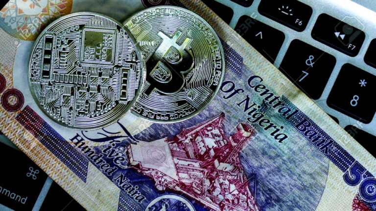 Nigerian youths' Bitcoin usage spikes as naira flags against dollar amidst worsening daily economic crisis