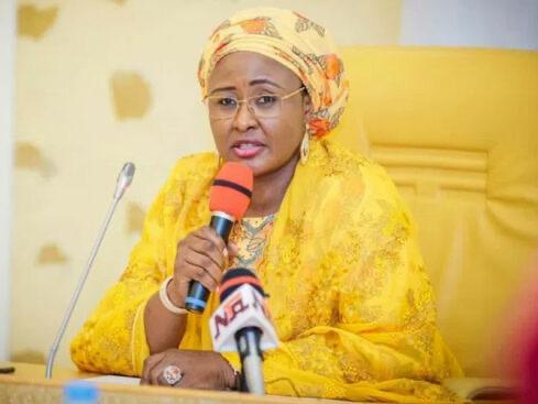 Aisha Buhari promotes usage of traditional medicine