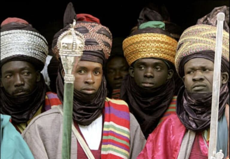 The Controversy over Who Handed over Nigeria to Fulani?