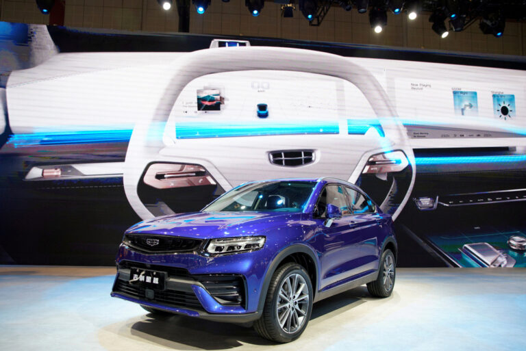 China targeting Tesla, launch Geely, a new premium EV brand – sources