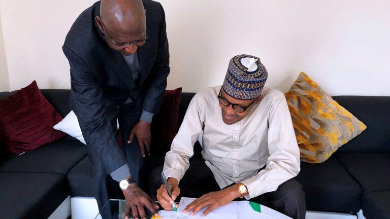 Nigerian Lawmakers Consider a Petroleum Investment Bill