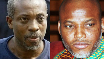 Uwazuruike takes swipes at Nnamdi Kanu says  Igbo people want justice, equity, fairness, not Eastern Security Network