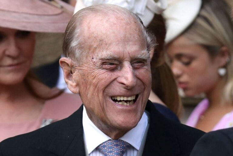 World leaders in paying tribute to late Prince Philip