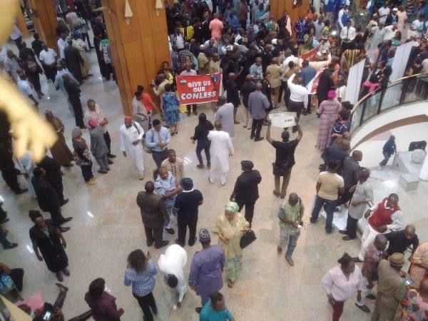 Crisis looms as National Assembly mgt, legislative aides disagree over salary arrears, others