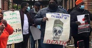 Protest by group in London, attempt to diminish Nigeria's image – APC Chieftain