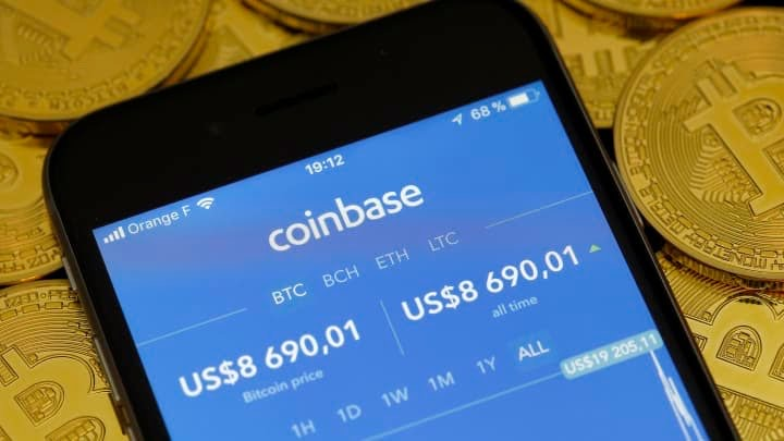 Bitcoin hits new all-time high above $63,000 ahead of Coinbase debut