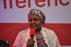 Aisha Buhari, 36 Govs' Wives Want First Lady's Office Institutionalised