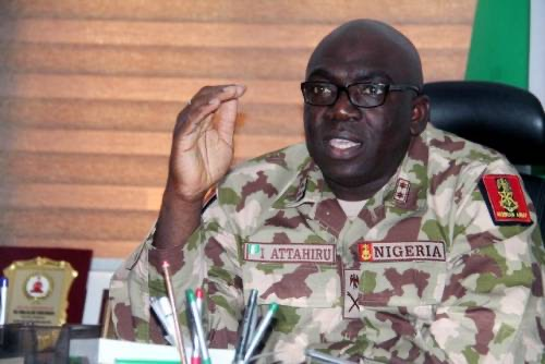 Ask Former Service Chiefs How $1billion Arms Fund Was Spent, Not Me—Army Chief