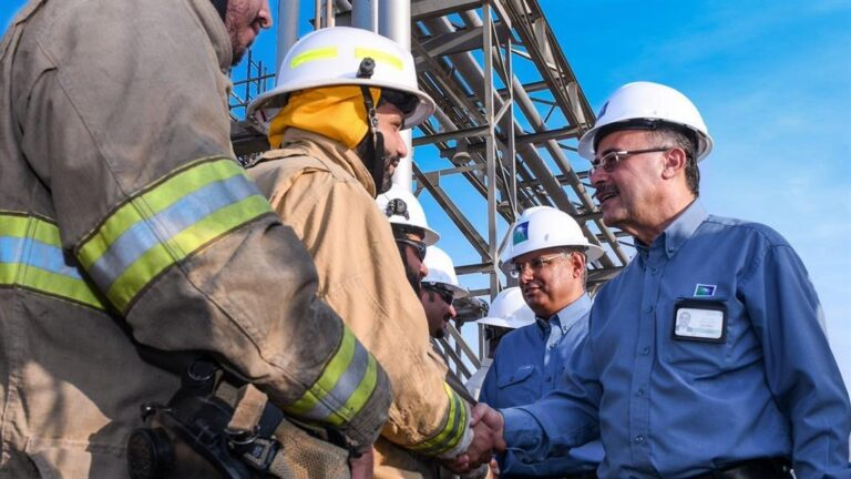 Aramco Signs $12B+ Energy Infrastructure Deal