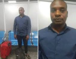 NDLEA nabs suspected trafficker with cocaine worth N423m